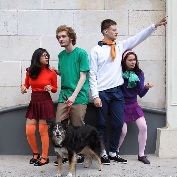Scooby Doo Adult Halloween Costumes