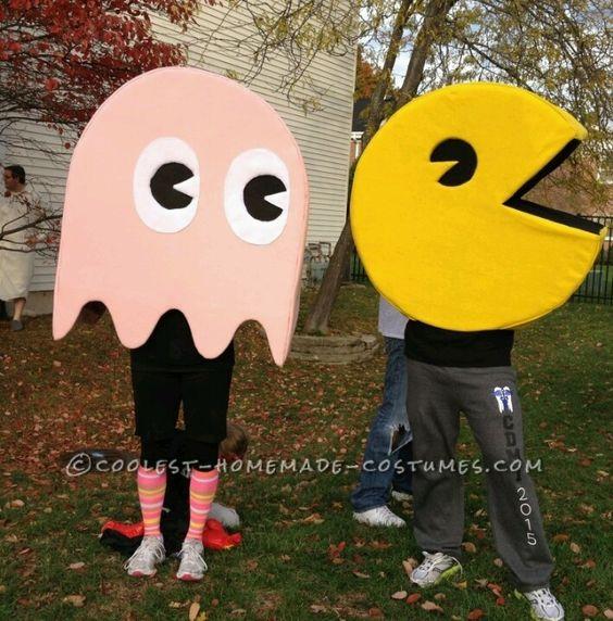 Pacman adult halloween costumes