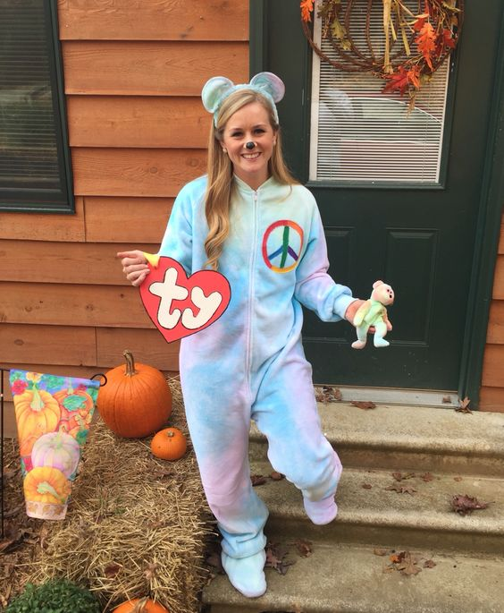 Beanie Babies adult halloween costumes