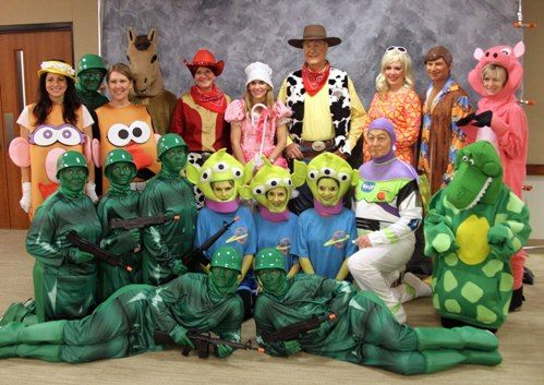 Toy Story adult halloween costumes