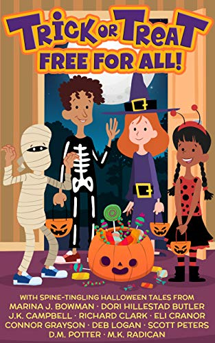 Trick or Treat Free For All!: A Halloween Kids Book Kindle Edition